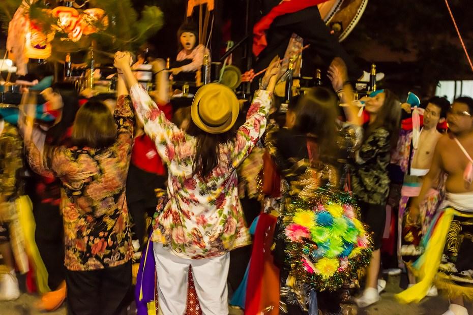 2016.09.11蛸島キリコ祭り乱舞2