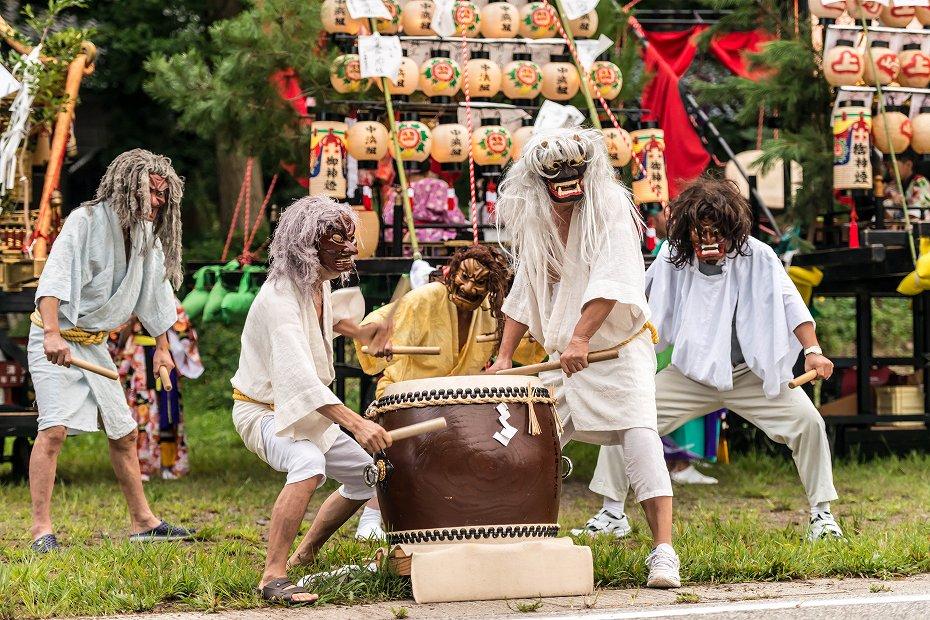2016.09.13雲津の秋祭り_雲津白山太鼓9