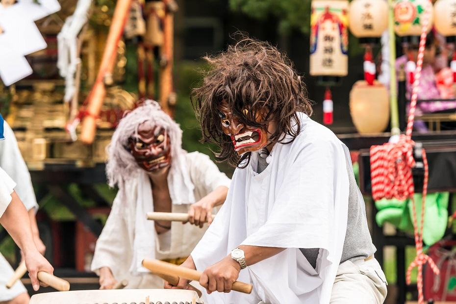 2016.09.13雲津の秋祭り_雲津白山太鼓4
