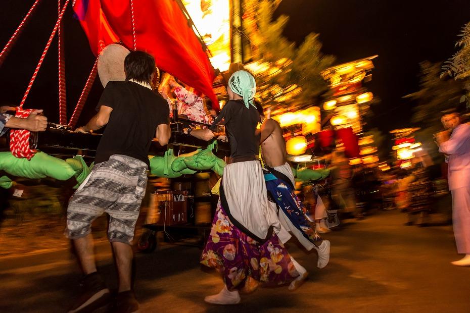 2016.09.13雲津の秋祭り_夜の巡行9