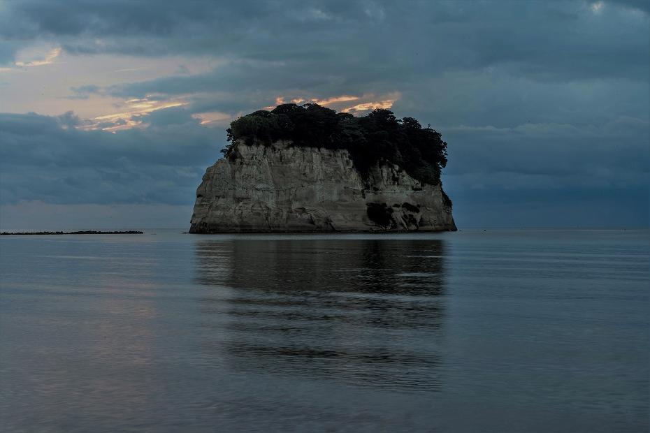 2016.09.15見附島の朝景2
