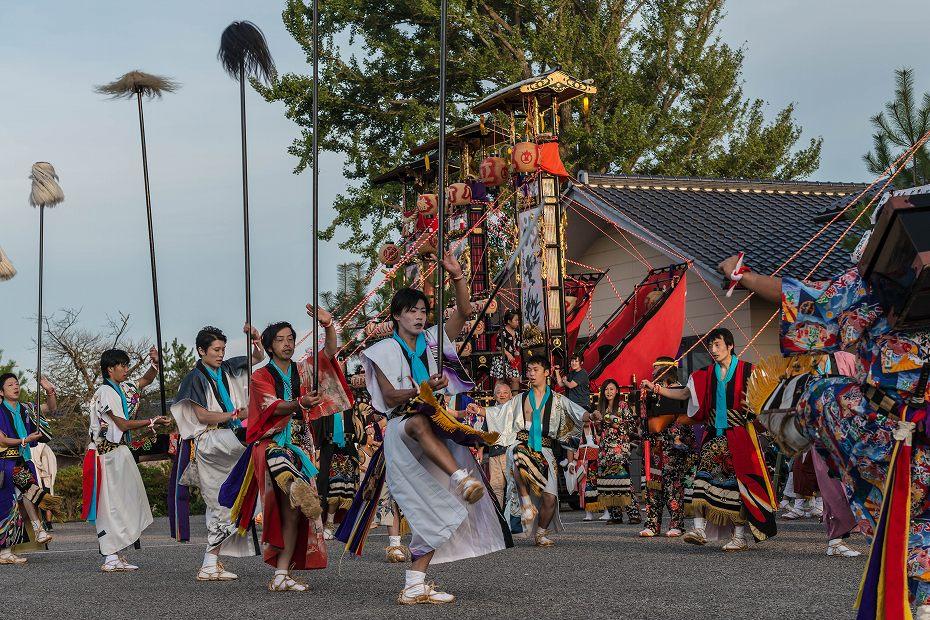 2016.09.15正院の秋祭り奴振り14