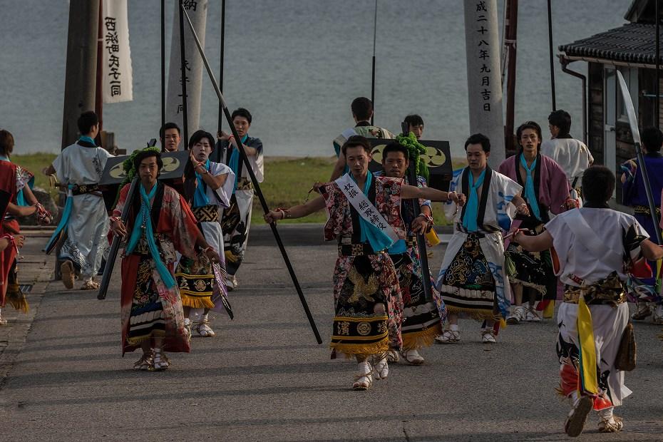 2016.09.15正院の秋祭り奴振り11