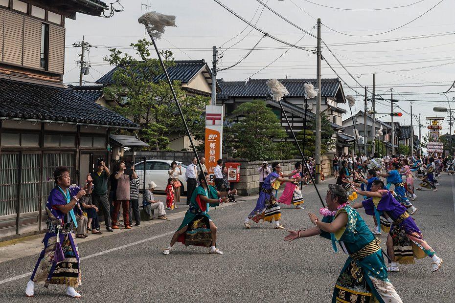 2016.09.15正院の秋祭り奴振り8