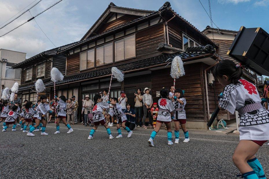 2016.09.15正院の秋祭り子ども奴振り4