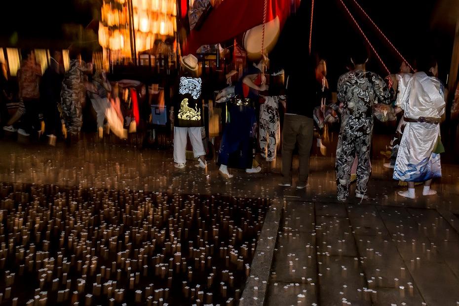 2016.09.15正院の秋祭り境内で乱舞15