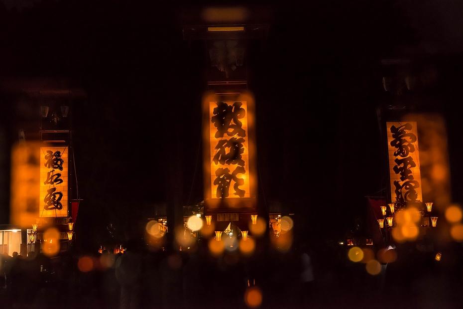 2016.09.16柳田大祭境内展示6