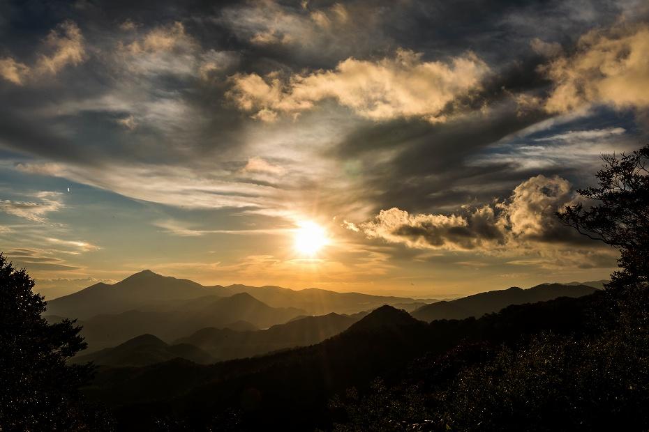 2016.10.13.8磐梯山の夕景