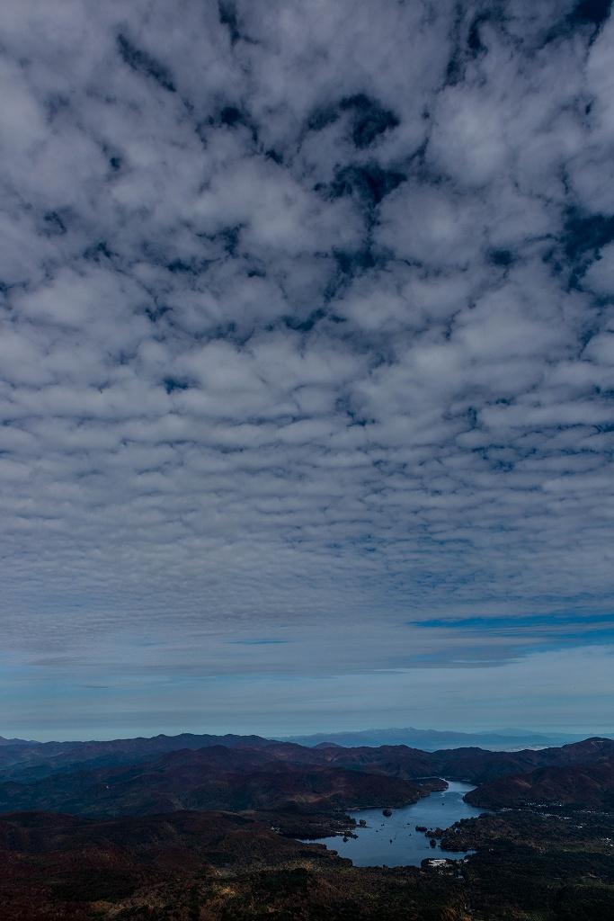 2016.10.22雲海と紅葉 磐梯山19