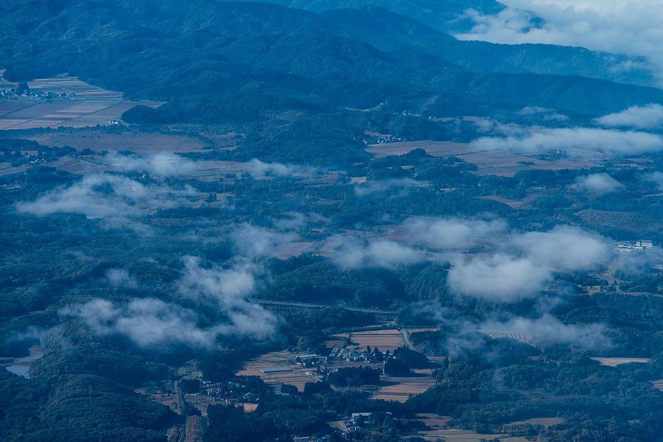 2016.10.22雲海と紅葉 磐梯山16