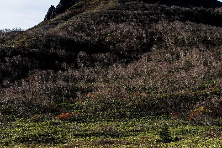 2016.10.22雲海と紅葉 磐梯山8
