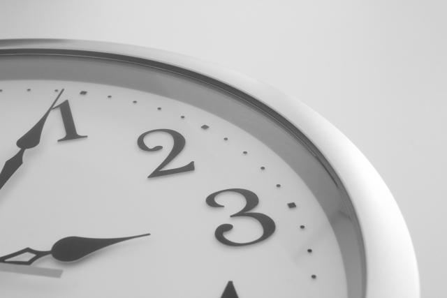 時計の写真画像