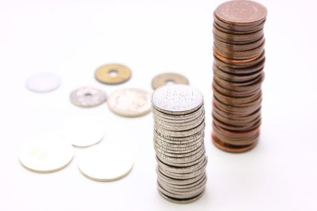 借入がいっぱいになったコイン画像