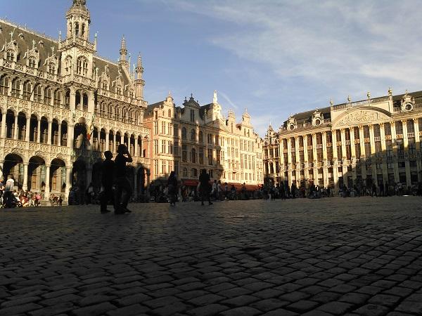 ベルギー風景1