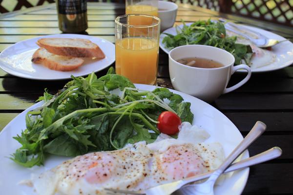 18 朝ご飯