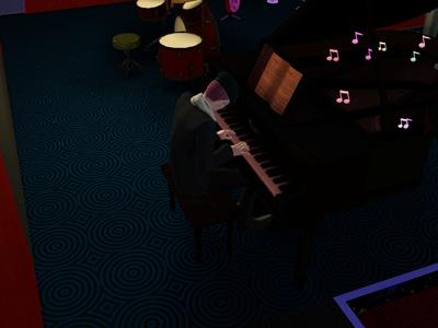 70日ピアニスト