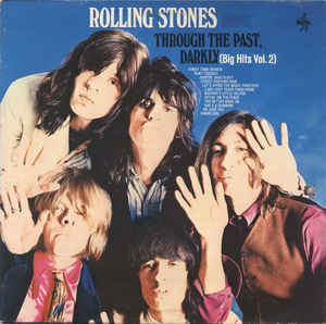 RollingStones_Through the Past Darkly