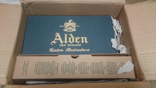 Alden 990 箱