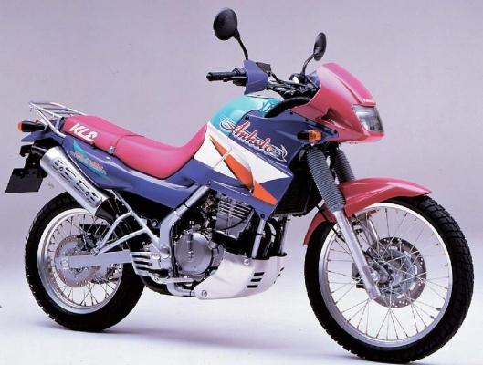 Kawasaki KLE250 93