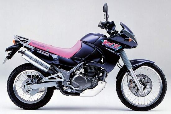 Kawasaki KLE400 91