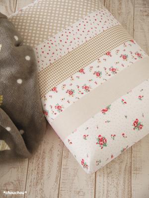 YUWA FS 枕カバー ベージュ1