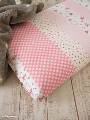 YUWA FS 枕カバー ピンク2