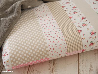 YUWA FS 枕カバー 柄