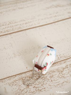YUWA 枕カバー サックス ポーチ2