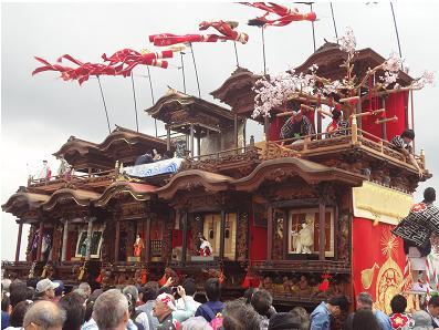 亀崎祭りA