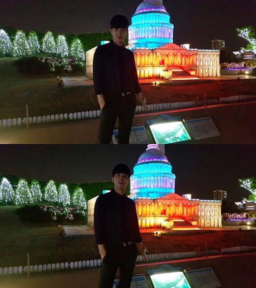 160506韓国公式ユノ