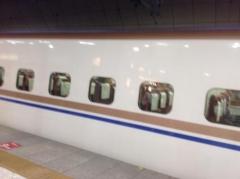 160902金沢旅行新幹線