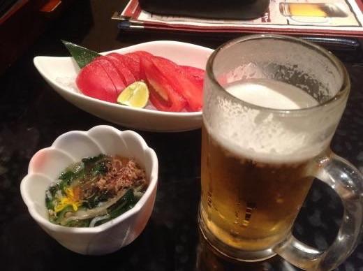 160915羽田空港居酒屋