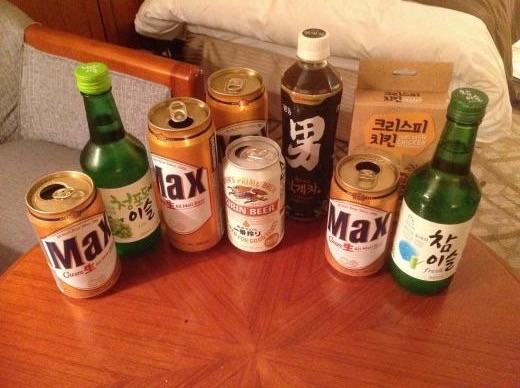160915到着ビール