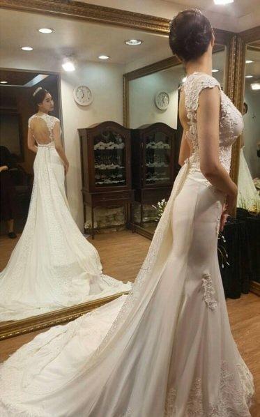 161105ジヘちゃん結婚式