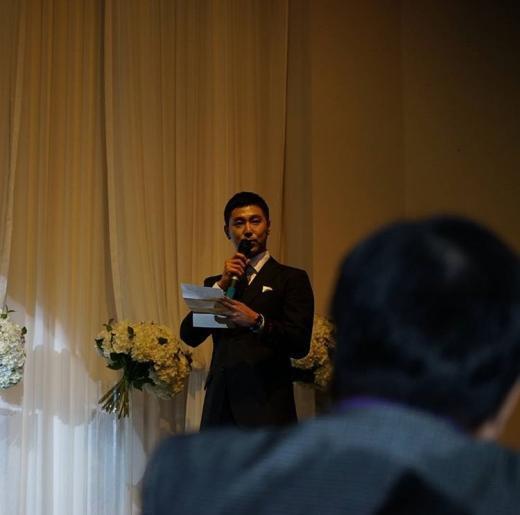 161105ジヘちゃん結婚式ユノ