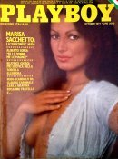 Marisa Sacchetto 1977年10月 Play Boy
