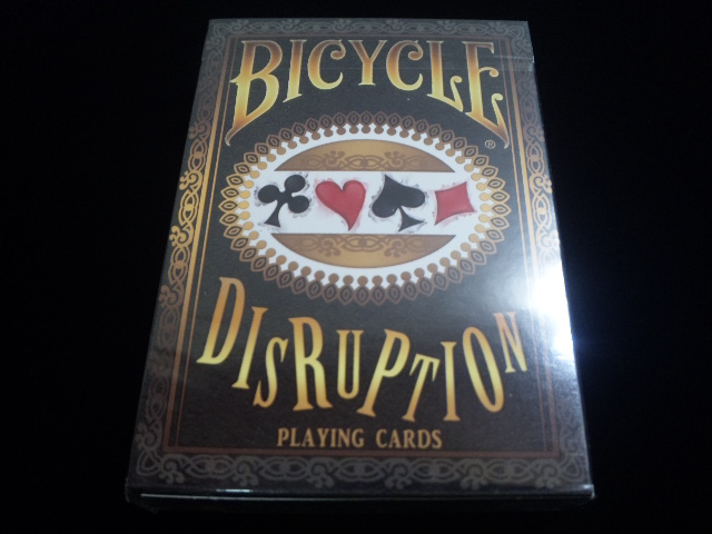 Disruption Deck (BICYCLE) (1)