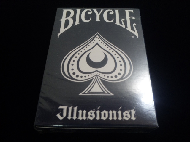 Illusionist Deck Limited Edition (BICYCLE) (1)
