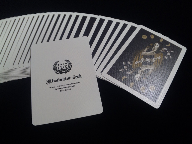 Illusionist Deck Limited Edition (BICYCLE) (4)