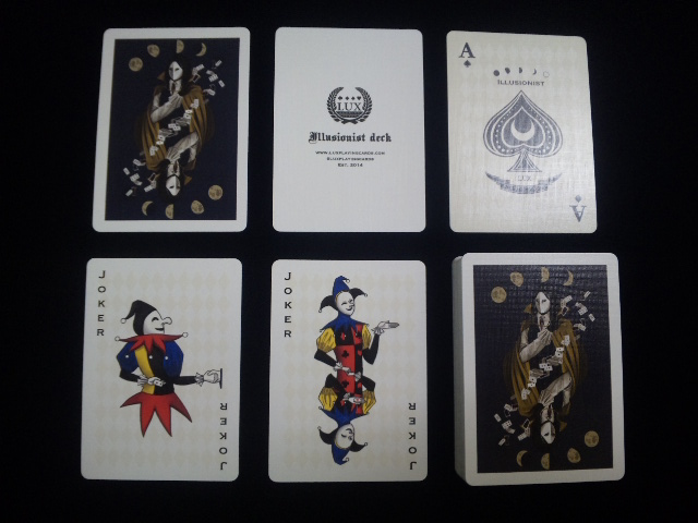 Illusionist Deck Limited Edition (BICYCLE) (5)