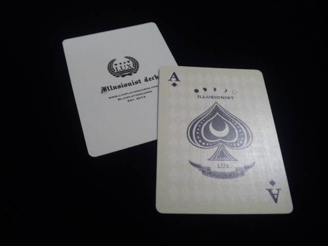 Illusionist Deck Limited Edition (BICYCLE) (6)