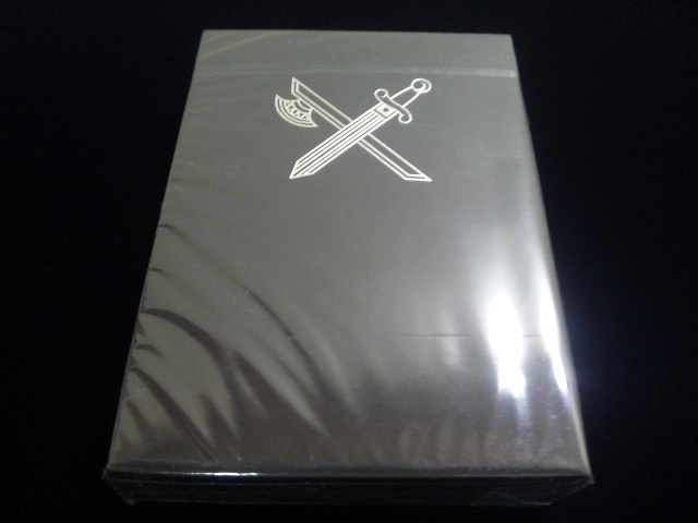 KINGS Black Playing Cards (1)