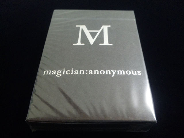 Magicians Anonymous Playing Cards (1)