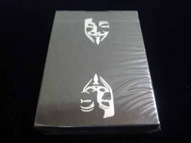 Magicians Anonymous Playing Cards (2)