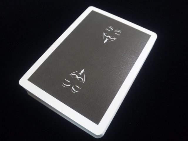 Magicians Anonymous Playing Cards (4)