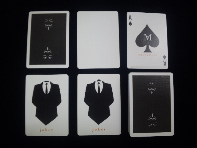 Magicians Anonymous Playing Cards (6)
