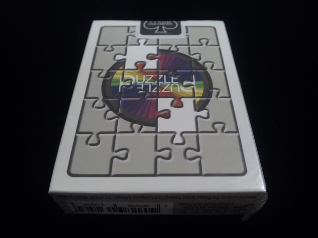 Puzzled Playing Cards (2)