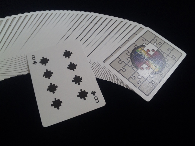Puzzled Playing Cards (4)