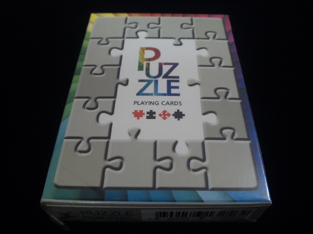 Puzzled Playing Cards (1)