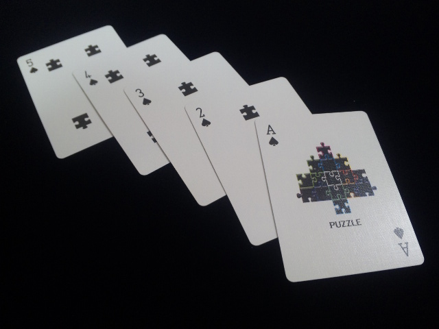 Puzzled Playing Cards (6)